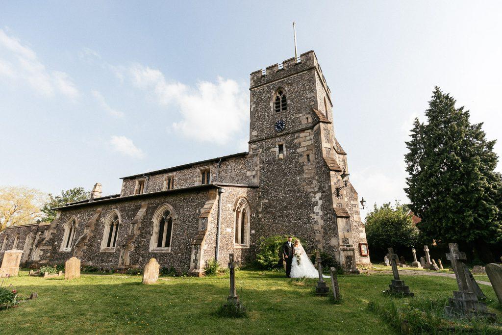 Chalfont St Giles Parish Church, Buckinghamshire