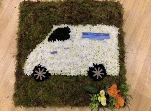 Van Funeral Tribute