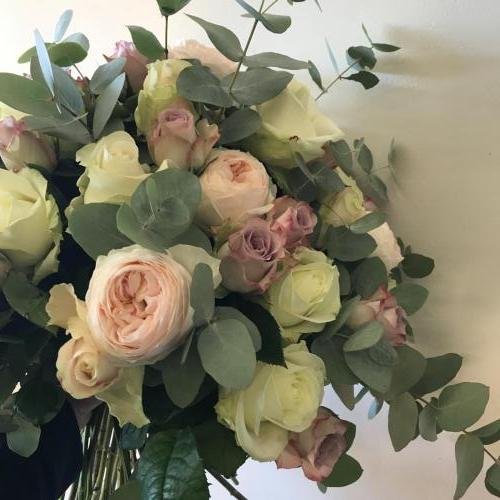 All rose bouquet