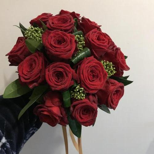 Red Rose wedding