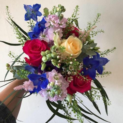 Bridesmaids Blooms