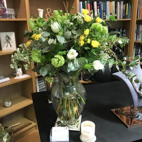 Shop Opening flowers