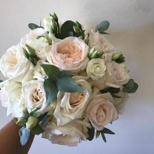 Peony rose wedding